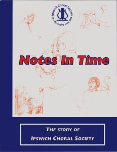 Notes in time book