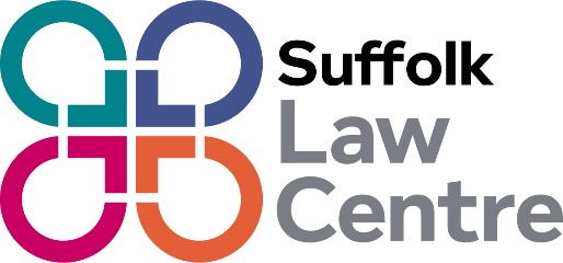 Suffolk Law Centre logo
