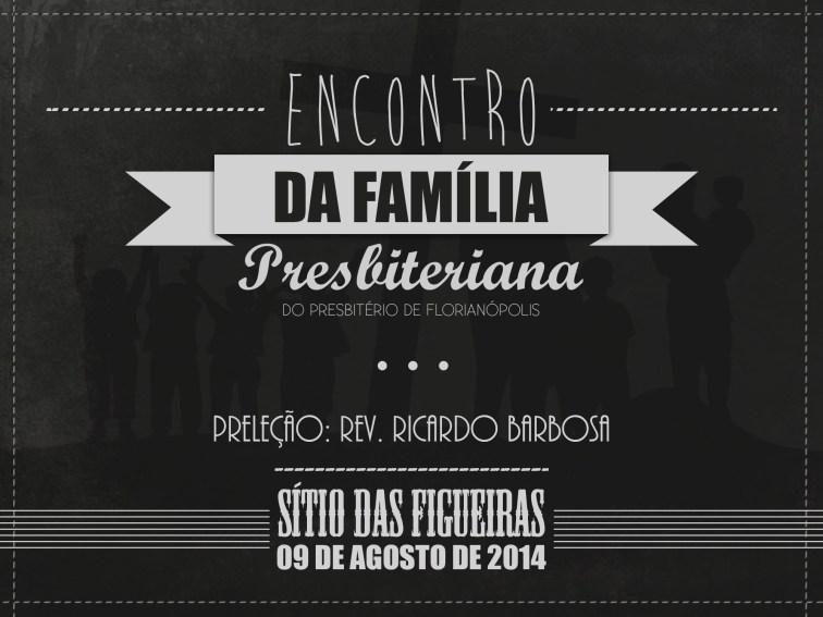 140809 Encontro Familia PFLO