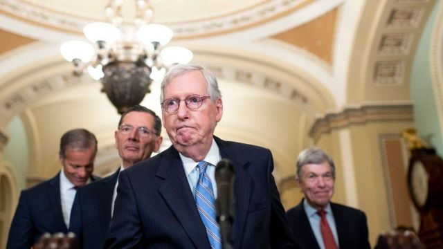 US Senate averts crisis by voting to extend debt ceiling