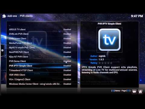 Tutorial: IPTV  En Espagnol 2016