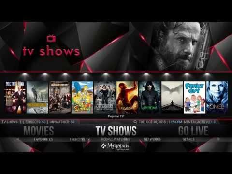 INSTALL SPINZ TV – THE MENTAL CASE WIZARD ON Iptv Addon