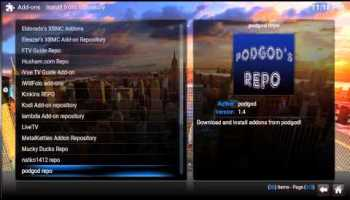 INSTALL THE BEST IPTV STALKER FREE REPLACEMENT XBMC/KODI