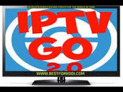 IPTV Free Live TV Cable ON KODI | OCTOBER 2016 IPTVGO ADDON