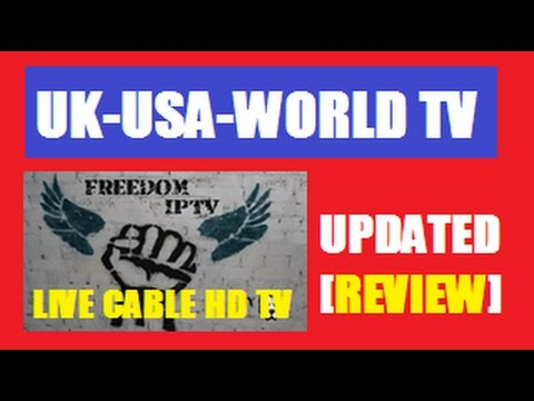 HOW-TO INSTALL NEW UPDATED FREEDOM IPTV ADDON -LIVE CABLE