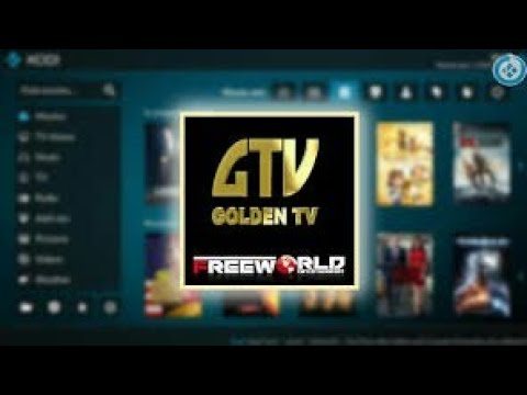Como instalar Addon Golden Cinema en Kodi 2018 [Contenido