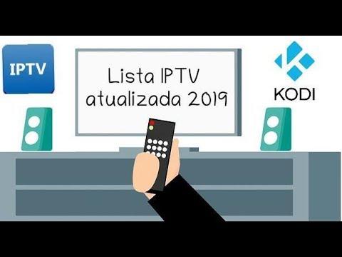 Lista Kodi (ATUALIZADA) IPTV+addon