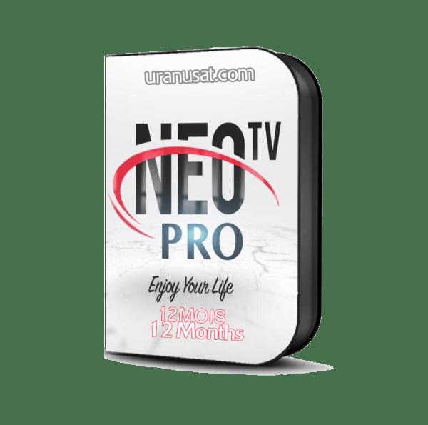 NEO PRO IPTV IPTVISIONS