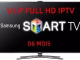 ABONNEMENT SMART IPTV SAMSUNG V.I.P FULL HD 06 MOIS