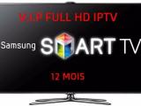 ABONNEMENT SMART IPTV SAMSUNG V.I.P FULL HD 12 MOIS