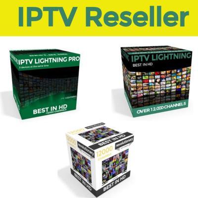 IPTV Reseller