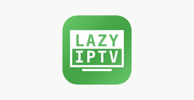 Lazy IPTV Player