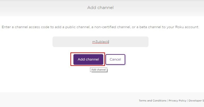 How to install IPTV Player for Roku? [2019] - IPTV Player Guide