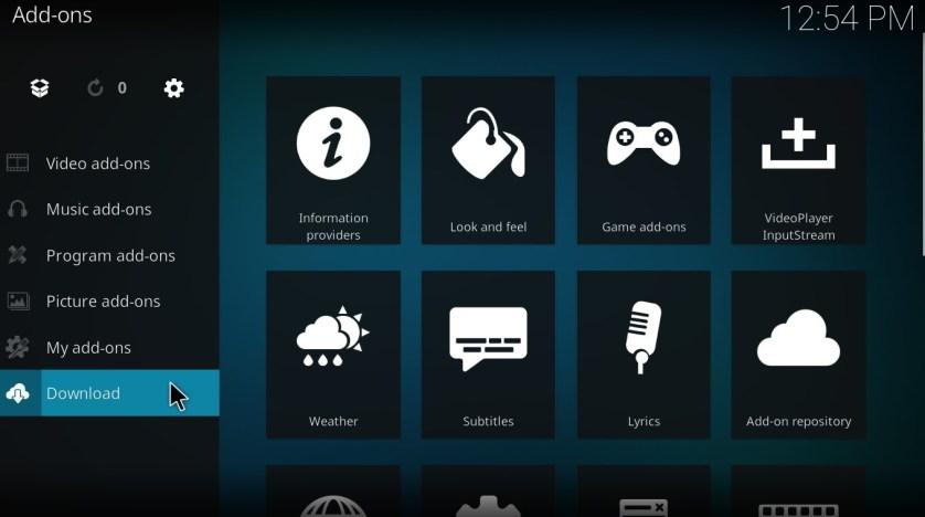 How to install BBC iPlayer Kodi Addon?
