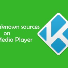 Enable unknown sources on Kodi 18 Leia [2020]