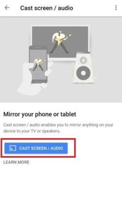 How to Chromecast Smart IPTV to TV?