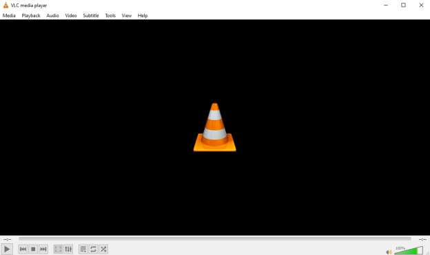 Open VLC Player