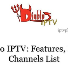 Diablo IPTV: Features, Setup, Price, Channel List