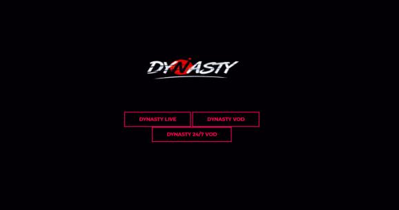Dynasty IPTV player