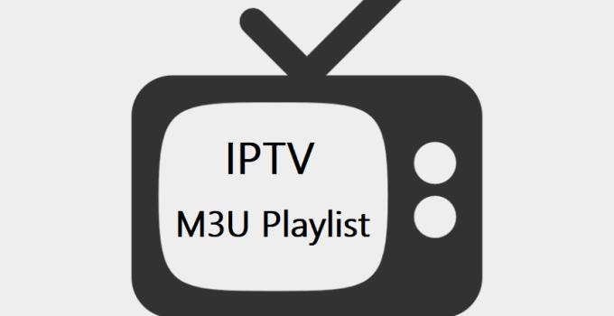 IPTV M3U Playlists