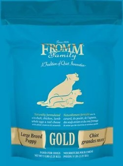 Fromm Gold Puppy Food Review