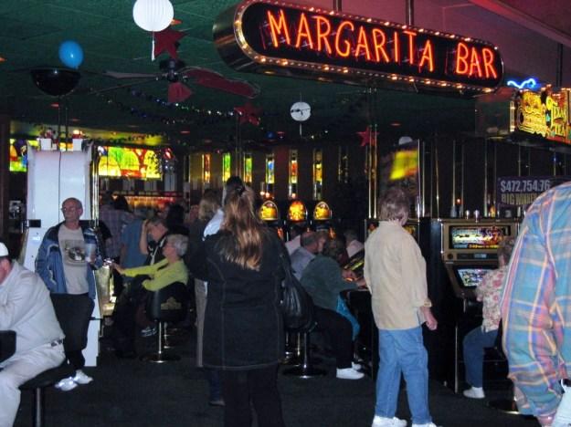 Westward Ho, Las Vegas - closing night November 25, 2005 - Margarita Bar