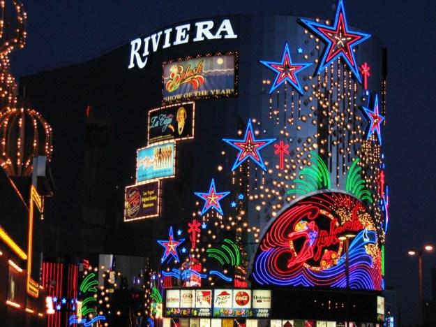 Riviera, Las Vegas, Nevada