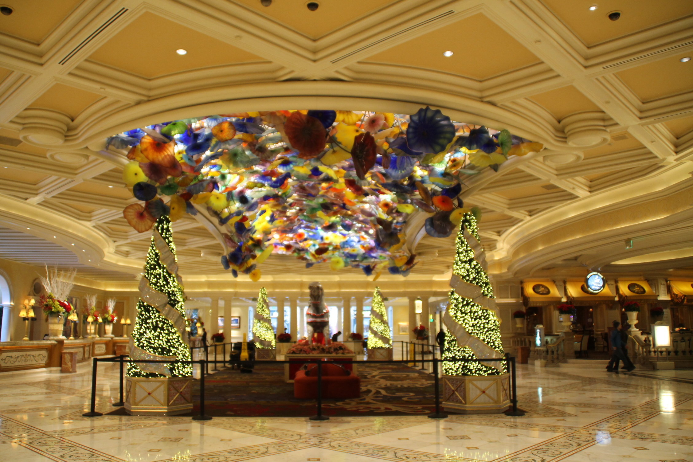 Captivating Bellagio Chihuly Ceiling Amazing Ideas