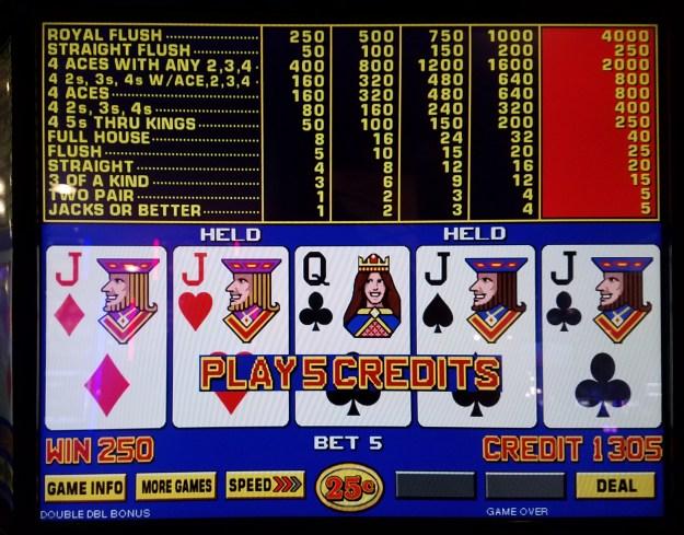 quarter jacks fremont casino las vegas