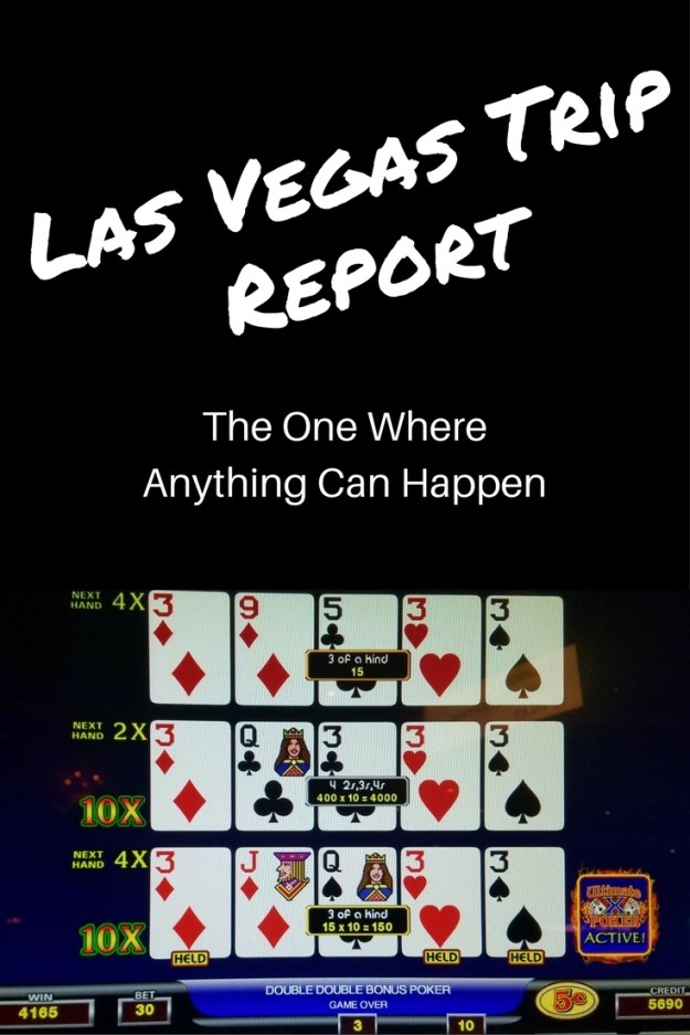 Las Vegas Trip Report