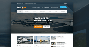 transport wp theme