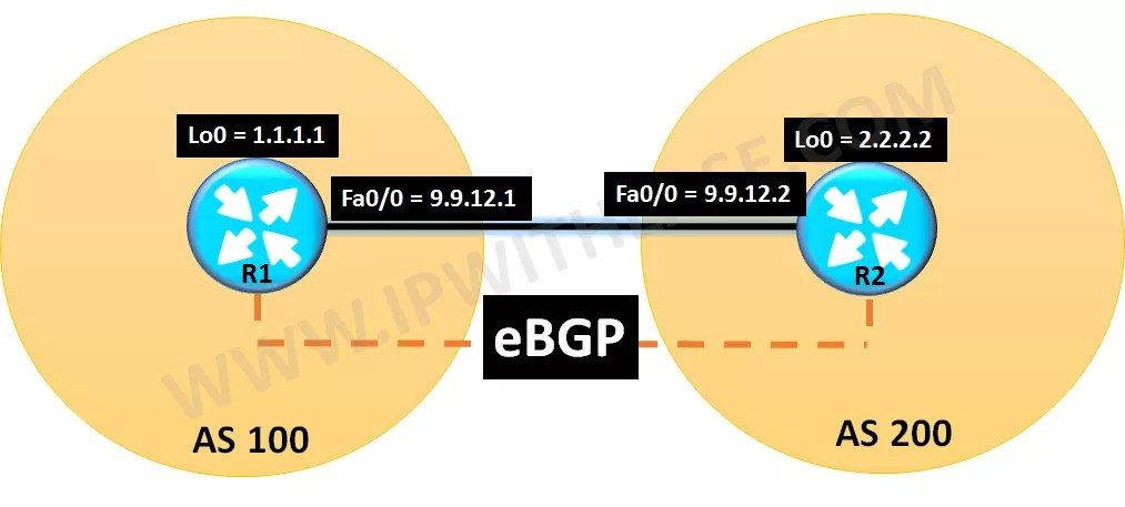 disable-connected-check bgp