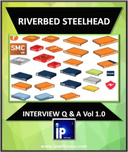 Riverbed Steelhead Top 40 Interview Questions | IP With Ease
