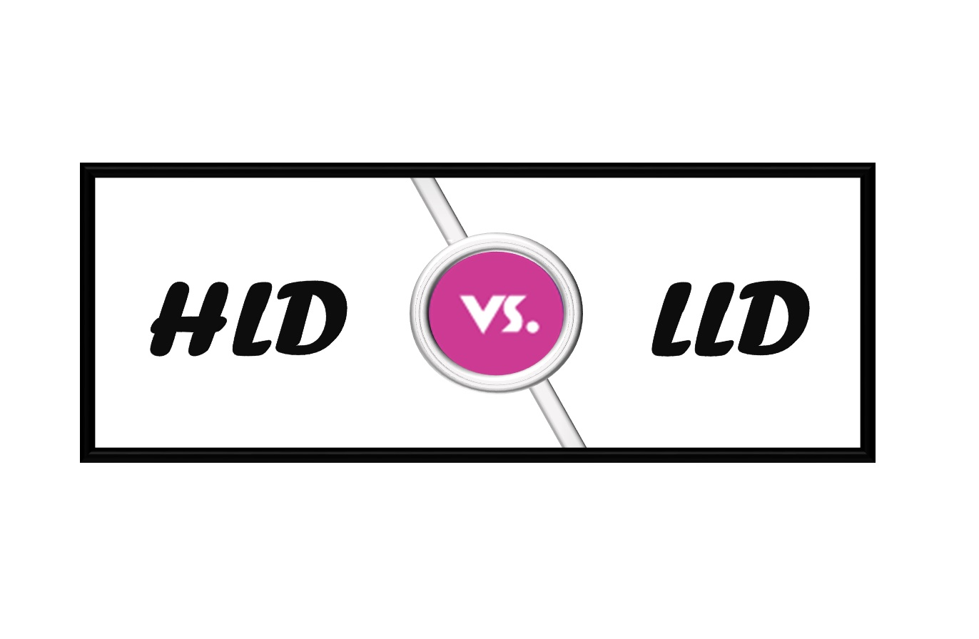 HLD vs LLD
