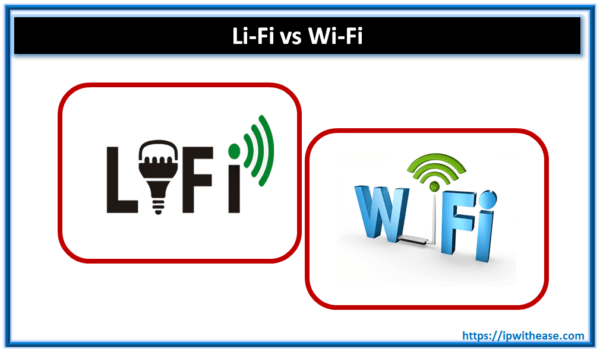 LiFi vs WiFi