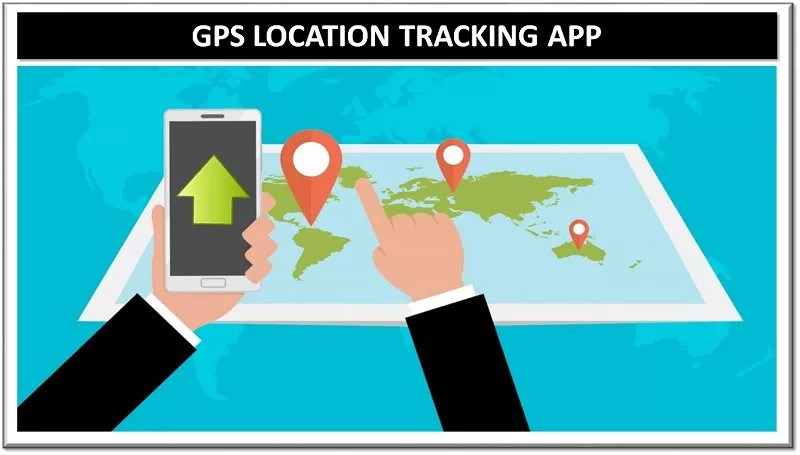 gsp location tracking app