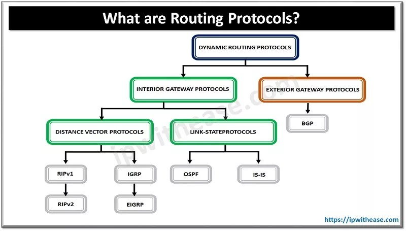 What are Routing Protocols