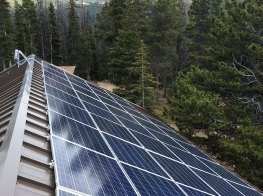 Cathedral Lake Lodge off grid system by IPS Integrated Power Systems Kelowna BC