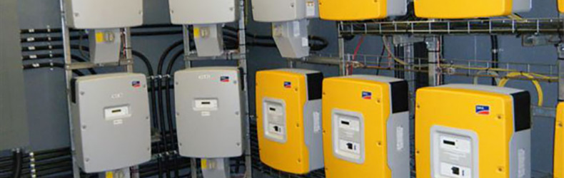 Inverters and solar system installed by IPS Integrated Power Systems Kelowna BC