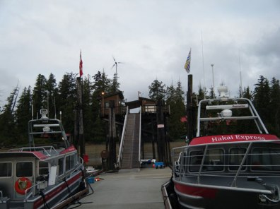 hakai-dock
