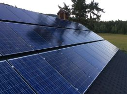 Grid-Tie Solar Power System IPS integrated power systems