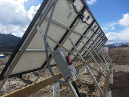 Lavina Estate BC 2016 Off Grid Solar