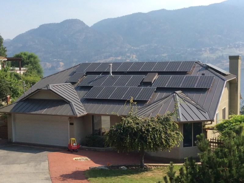 grid-tie solar