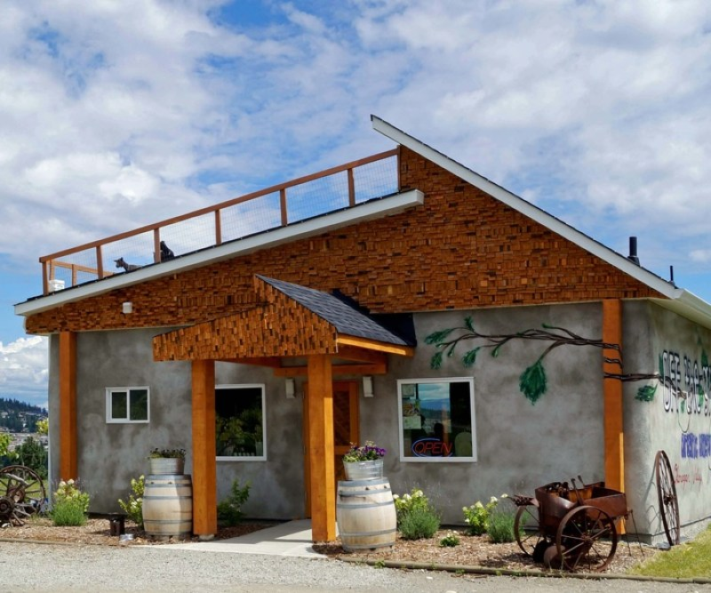 off the grid organic winery