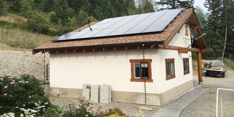 solaredge-grid-tie-installation