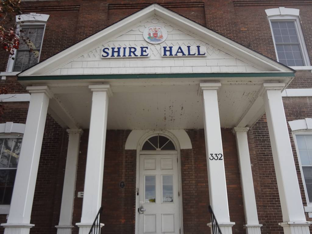 Image result for shire hall prince edward county