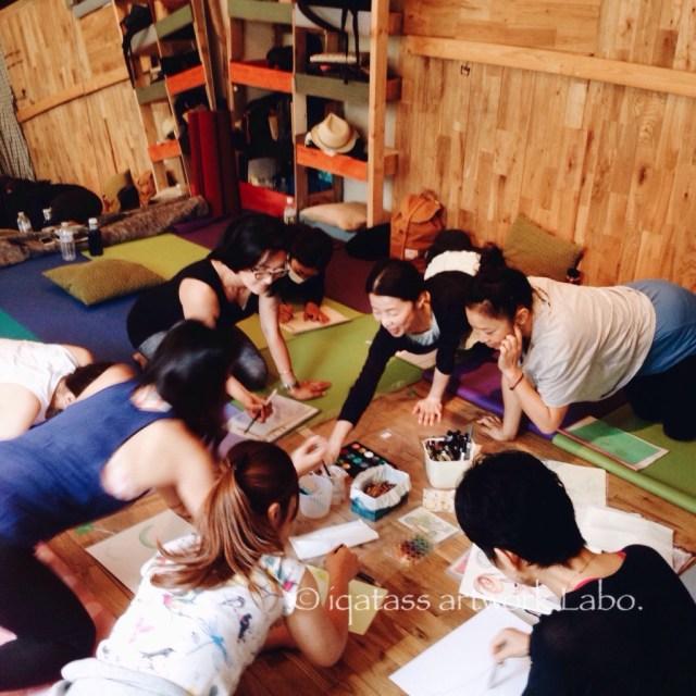 斎藤美希先生の『子供たちがヨガのスタートラインに立つための指導者養成講座』