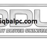 Display Driver Uninstaller Crack
