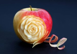 Food Carving Art 14