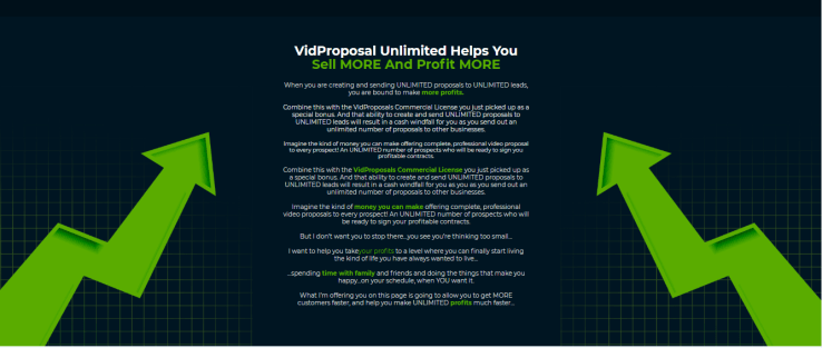 VidProposals Unlimited one time